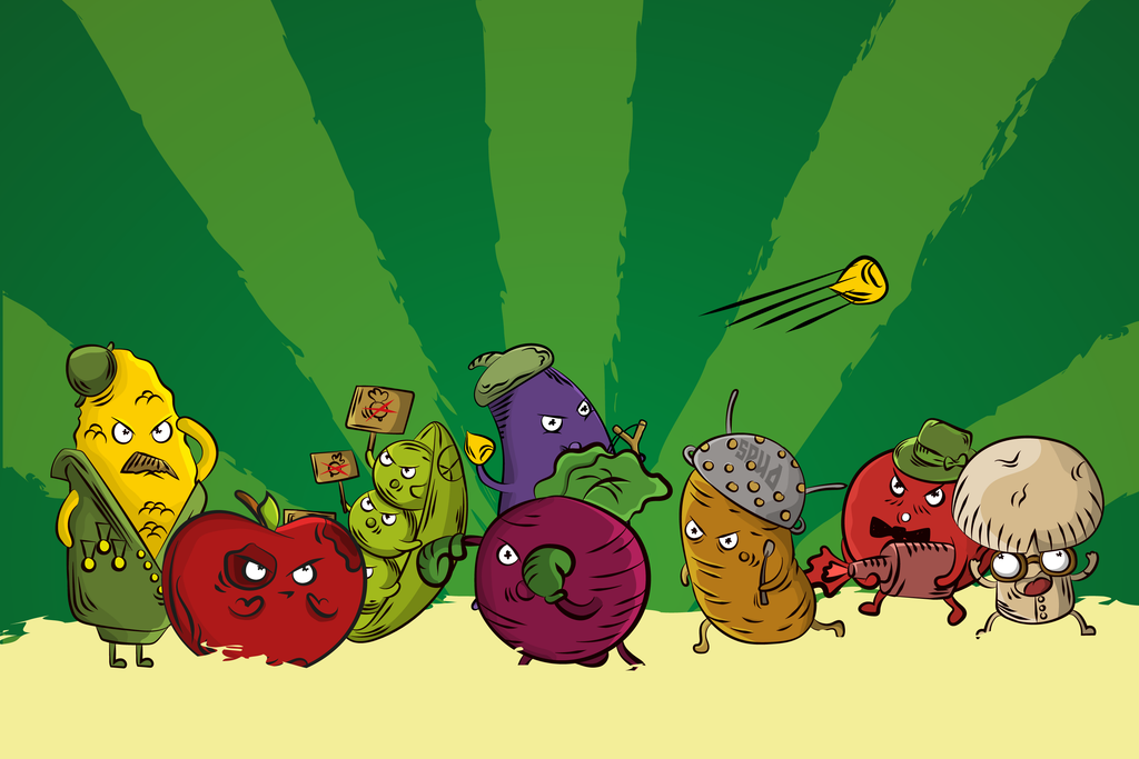 plant-based riot game characters