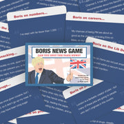 Boris News Game