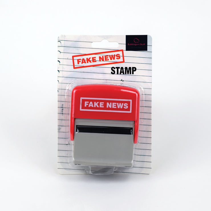 Fake News Stamp