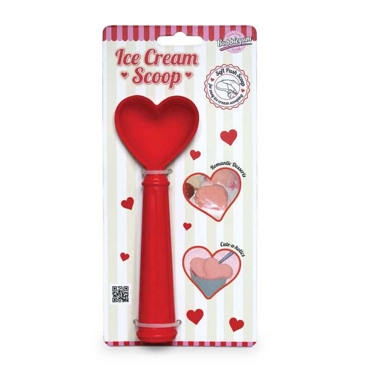 Heart Ice Cream Scoop