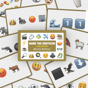 Name the Emoticon Card Game - Movie Edition