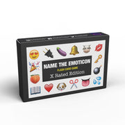Name the Emoticon Card Game - X-Rated Edition