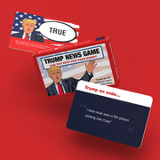 Trump News Game