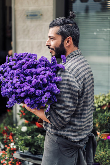 How to surprise your boyfriend on his birthday with La Florela