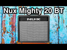 Carregar e reproduzir vídeo no visualizador da Galeria, Combo Guitarra Nux Mighty20BT