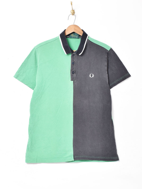 FRED PERRY デザインポロシャツ