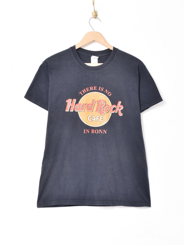 Hard Rock Cafe プリントロゴTシャツ