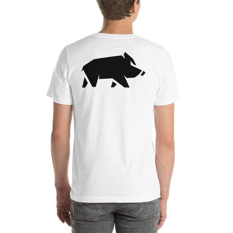 t shirt chasse sanglier