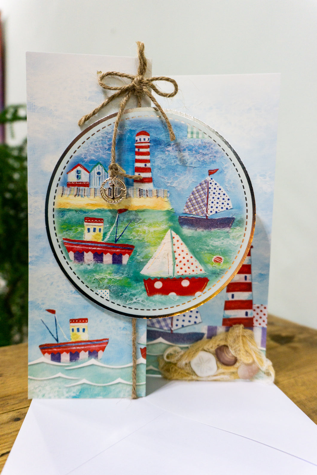 NAUTICAL OCCASION CARD