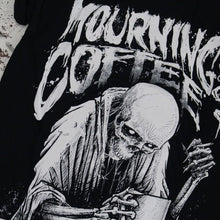 Load image into Gallery viewer, MOURNING COFFEE UNISEX T-SHIRT