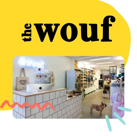 THE WOUF - nous contacter