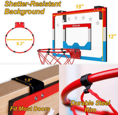 Foldable Mini Basketball Hoop