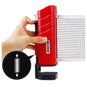 Equipment to-Go Ping Pong Set Red