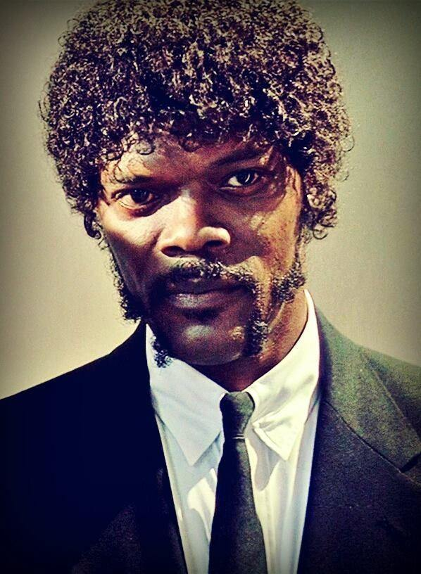 Man of The Month - Samuel L Jackson - Alexandra Wood