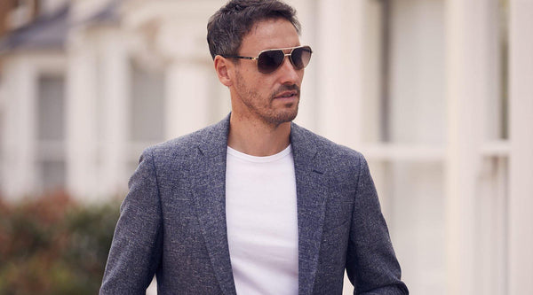 A complete guide to men's summer tailoring essentials - Alexandra Wood