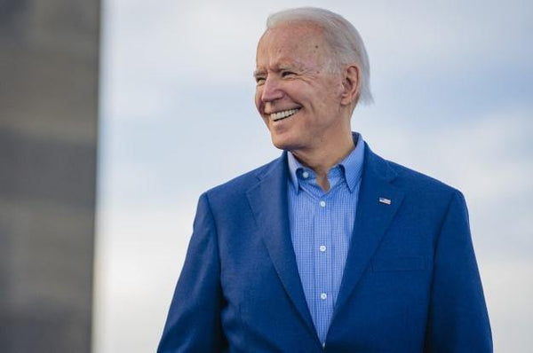 How Biden won in bright blue - Alexandra Wood