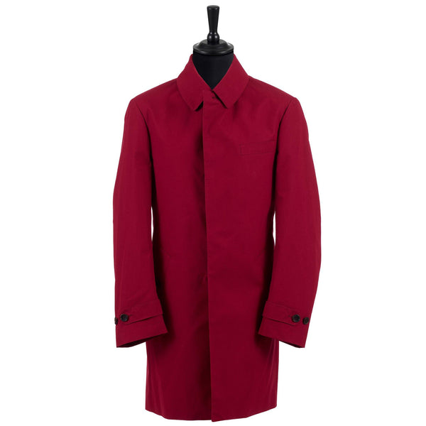 Bordeaux Raincoat (Limited Edition) - Alexandra Wood
