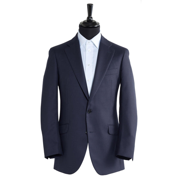 The Business Classic navy suit - Alexandra Wood