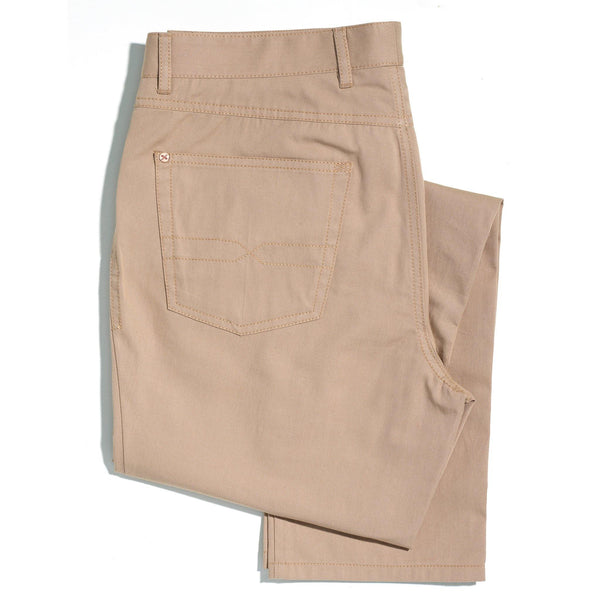 Californian beige lightweight chinos - Alexandra Wood