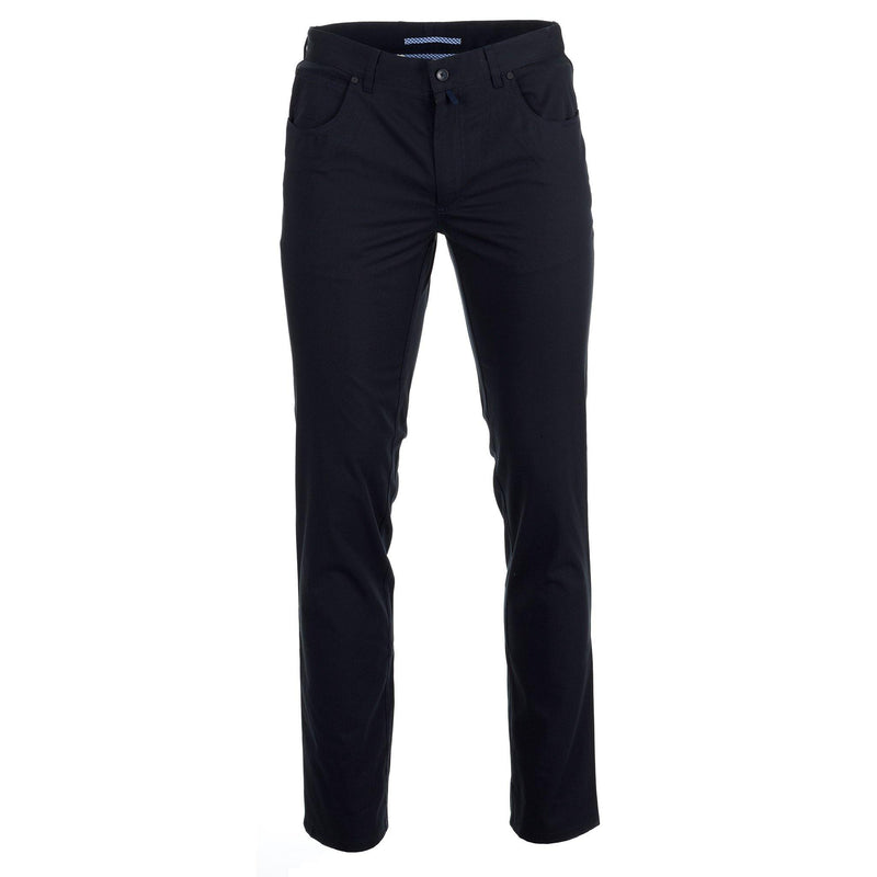 Californian Navy Lightweight chinos - Alexandra Wood