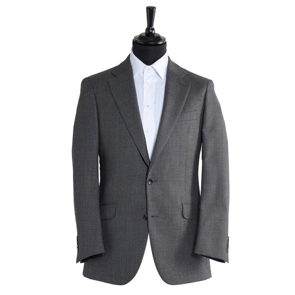 The Business Classic grey suit - Alexandra Wood