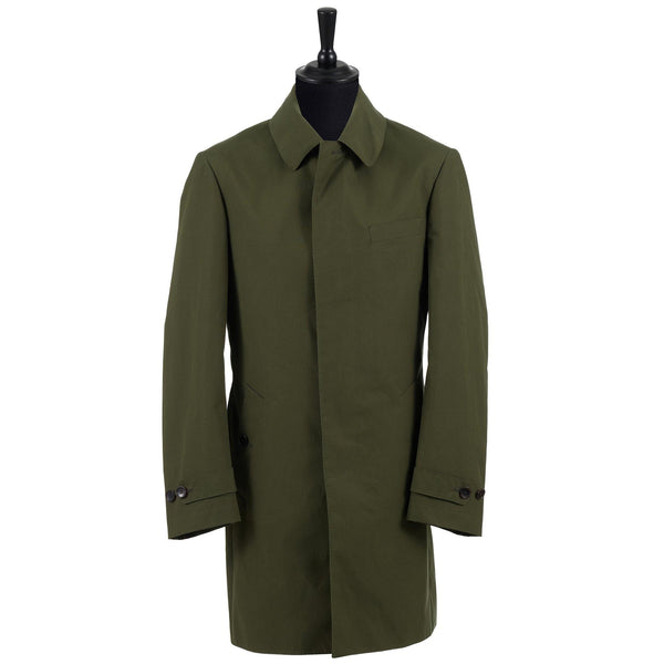 Olive Branch Raincoat (Limited Edition) - Alexandra Wood