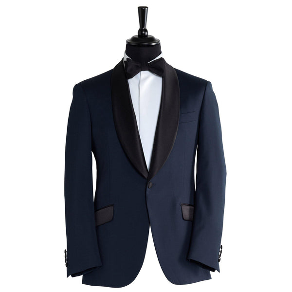 Midnight Secret Navy Dinner suit - Alexandra Wood