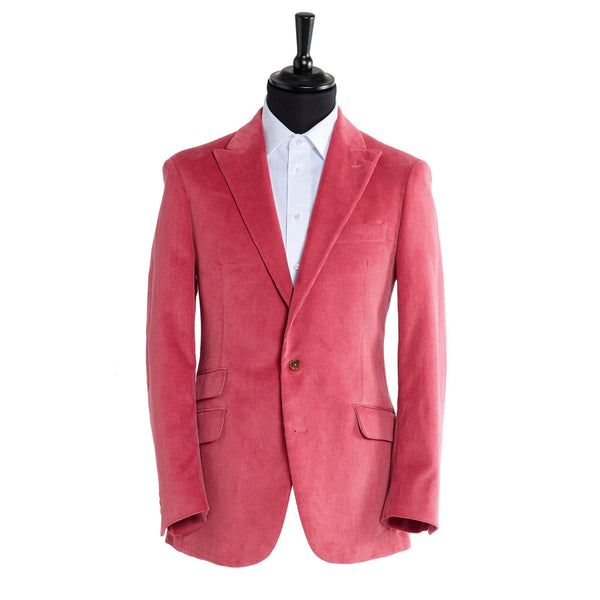 Modern Historian Pink Limited Edition cord suit - Alexandra Wood