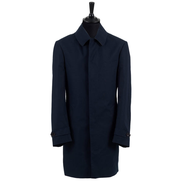 In The Navy Raincoat (Limited Edition) - Alexandra Wood