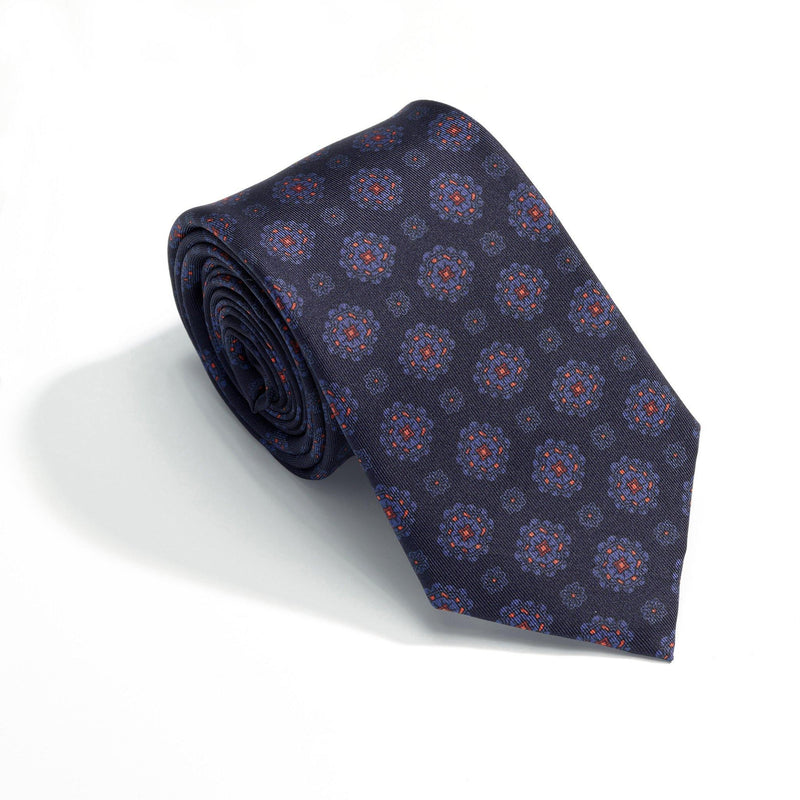 Pisa Me luxury silk tie - Alexandra Wood