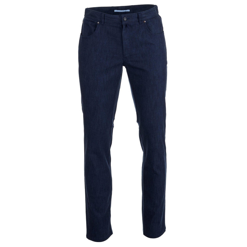 San Francisco Mid Blue Lightweight jeans - Alexandra Wood