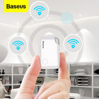 Baseus T2 Mini GPS Tracker Anti Lost Bluetooth Tracker For Key Bag Wallet Child Kid Anti Loss Alarm Smart Tag Key Finder Locator