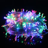 10M 100 Led Light String Kerst New Year 2021 Garland Navidad 2020 Christmas Decorations for Home Christmas Tree Decoration Natal