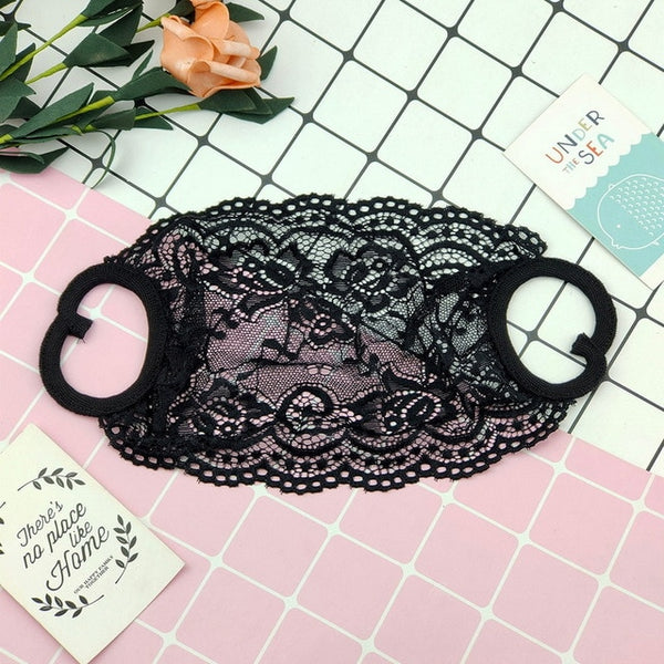 Unisex Fashion Decoration Elastic Mask lace Dance Party Cosplay Night Club Crystal Masks Face lace