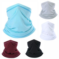 Adult Washable Mouth Caps Neck Warmer Fabric Mouth Mask Washable Reusable Face Mask Protective Faceshield Mondmasker