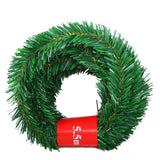 5.5M Festive Party Rattan DIY Wreath Christmas Decoration Garland XMAS Party Drop Ornament 2020 Christmas Decorations For Home