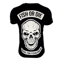 T-Shirt Sons of Fish or Die®