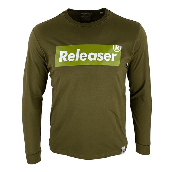 Releaser® T-Shirt UV-Shield Longsleeve Green
