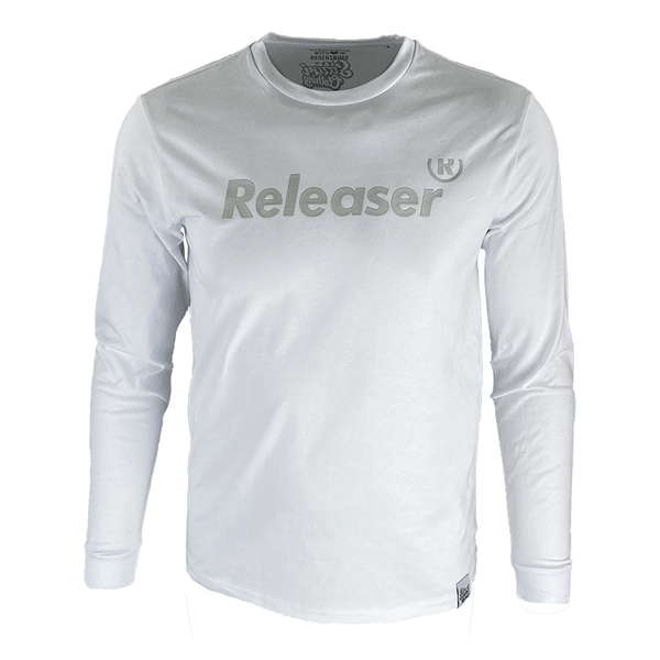 Releaser® T-Shirt UV-Shield Longsleeve White