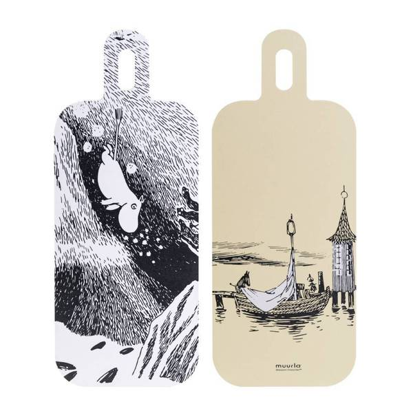 MOOMIN Muurla | Adventures On Water | Bretti 13x33cm