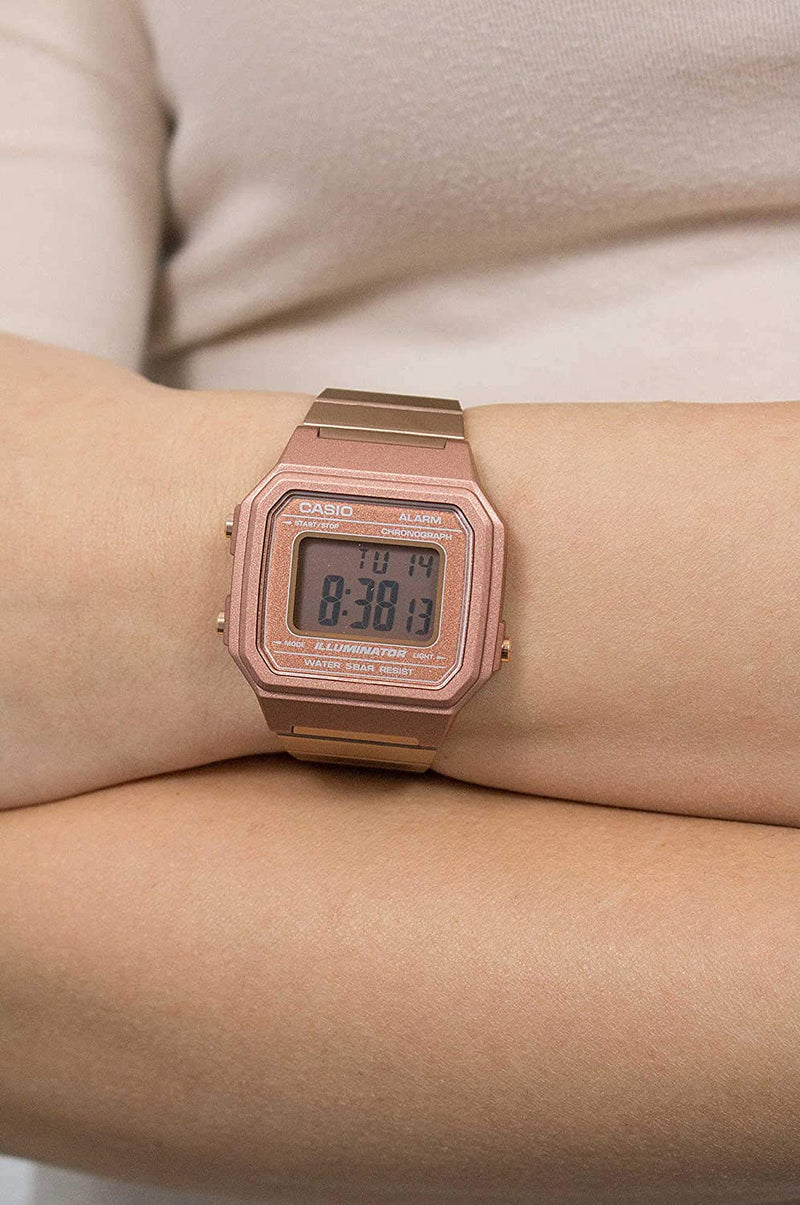 CASIO Retro B650WC