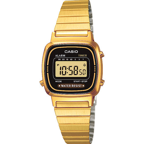 CASIO Retro LA670WEGA