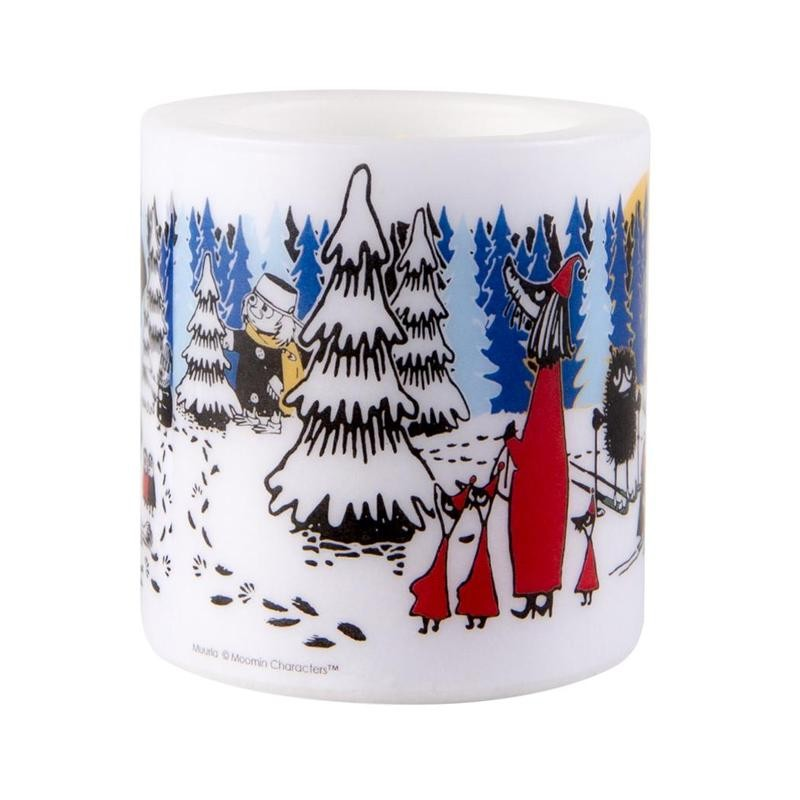 MOOMIN Muurla | Winter Forest, kerti 8cm