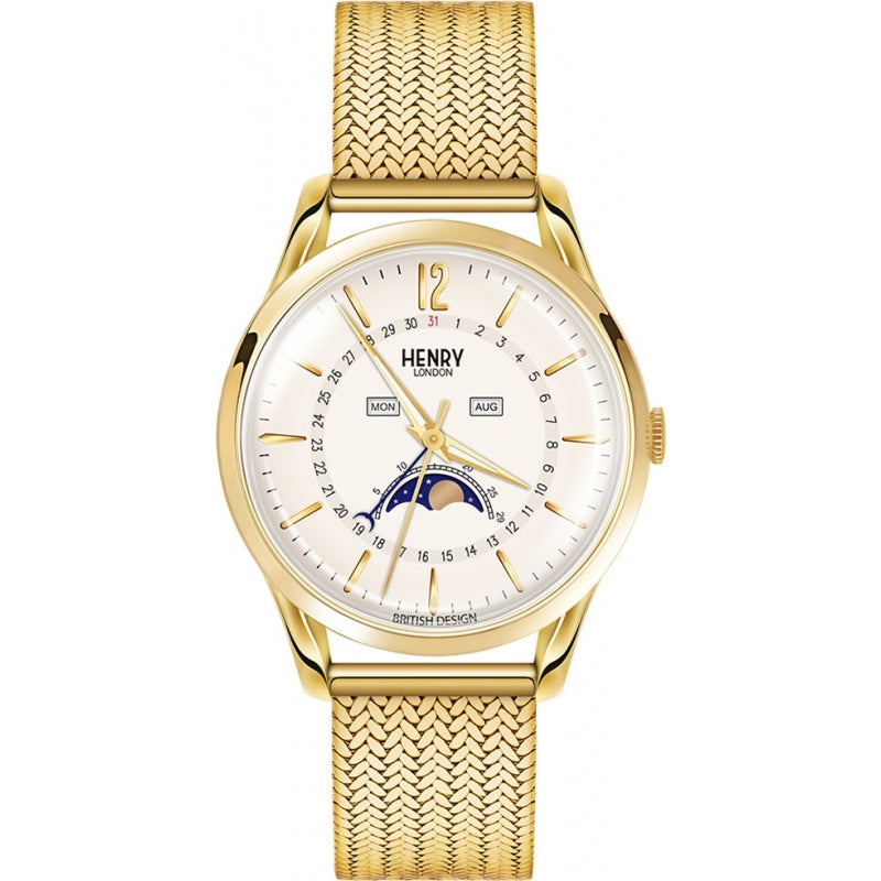 HENRY LONDON Westminster Moonphase | 39mm