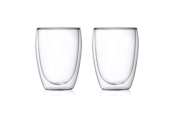 BODUM Pavina Double Walled Glasses