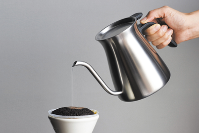 Kinto Pour Over Kettle - Matt Stainless