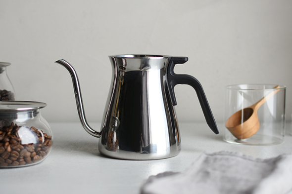 Kinto Pour Over Kettle - Mirror Stainless