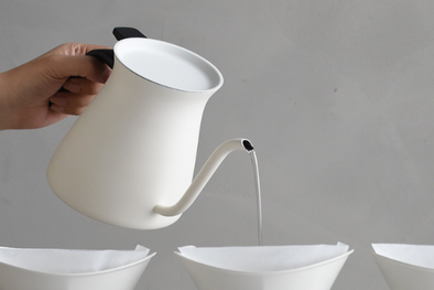 Kinto Pour Over Kettle - White