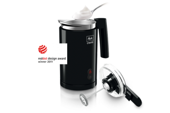 Melitta Cremio II Milk Frother - Black