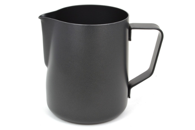 Rhinowares Stealth Milk Pitcher 12OZ/340ML Non-stick Black